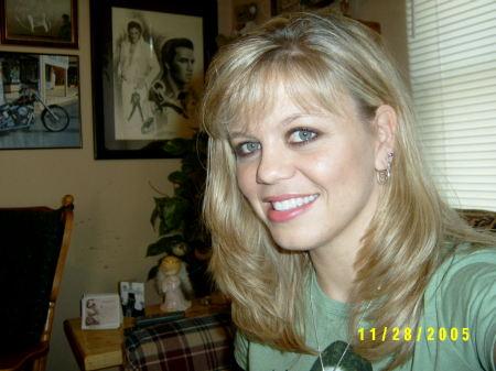 Michelle Hubl (Stevens)  (Stevens)