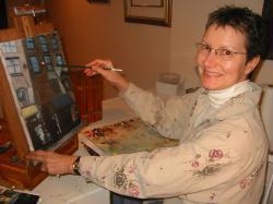 Brenda Diehl (Butts)