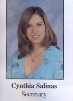 Cynthia Sanchez  (Salinas)