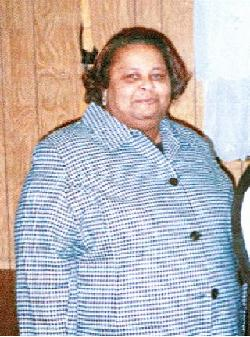 Carolyn Shropshire (Johnson)