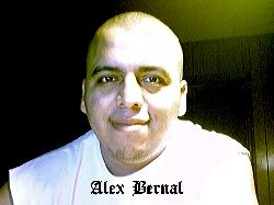 Alex  Bernal (Bernal)