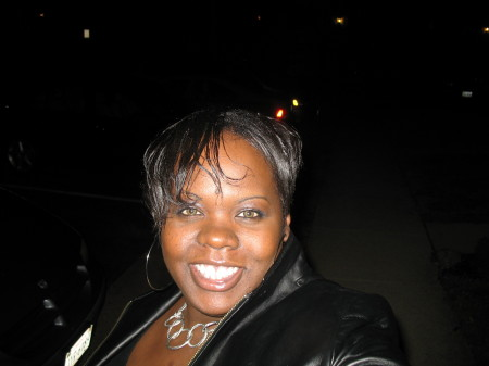 Sandra Mitchell  (Thigpen)