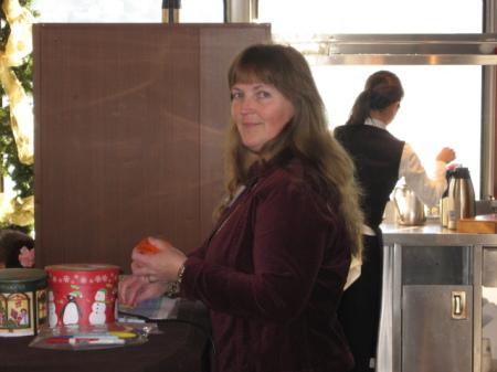 Karen Myers  (Barnett)