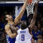 Warriors off to their best start with win over Thunder