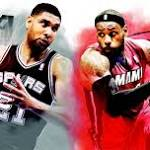 Spurs vs. Heat: When dynasties collide in the NBA Finals