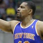 Knicks waive Kurt Thomas; Will sign a big man
