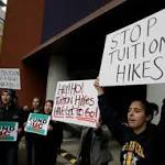 Tuition hikes move to final vote in California