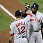 Mike Napoli, David Ortiz power Red Sox past Orioles
