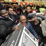 Cyber Monday sales eclipsed by £810m spent by British Black Friday shoppers