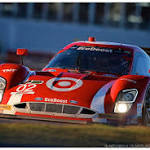 Dixon closes the deal for Chip Ganassi Racing's No.02 in Rolex 24 at Daytona