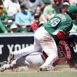Bethancourt doubles twice for Atlanta Braves in 11-3 exhibition win against ...