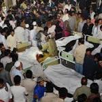 Suicide blast hits Wagah