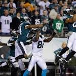 Eagles offense goes even faster with Sanchez