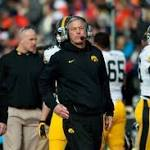 Hawkeyes begin preparations for Badgers, Gordon