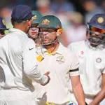 Verbal spat, belligerent Warner and gyrate Lyon spice up Adelaide Test