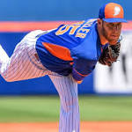 Matt Harvey in full command as comeback continues