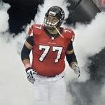 Falcons will release RT Tyson Clabo, according to report