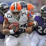 Trent Richardson put on PUP list by Baltimore Ravens