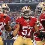 After beating Cowboys, 49ers show they're not unraveling … at least not yet