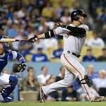 Giants falls in 10th, lose to Dodgers, Wilson