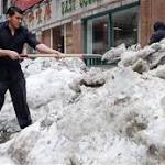 Epic snows have meant economical woes across all sectors