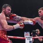 Billy Joe Saunders outsmarts Andy Lee to win WBO middleweight title