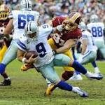 Back injury likely means end for Romo's season