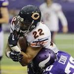 Bears-Vikings 4 downs