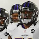 Kelechi Osemele ruled out after looking gimpy, Campanaro active for first time