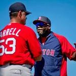 Red Sox shut down Ortiz with sore heel, beat Rays