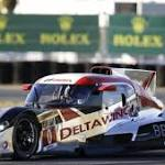 Action Express and Corvette dominate the Rolex 24 Hours race at Daytona.- 12 ...