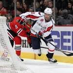 Capitals beat streaking Islanders 5-2