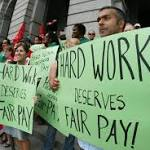 City Council overrides mayor's minimum wage veto