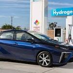 Toyota makes bold moves to bring hydrogen cars into the mainstream