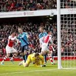 Arsenal vs Stoke City: as it happened