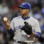 Hutchison struggles as Jays lose to White Sox