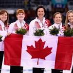Winnipeg fans cheer Jennifer Jones gold-medal win