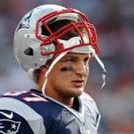 Sunday NFL Notes: Is this the week Rob Gronkowski returns to full strength?