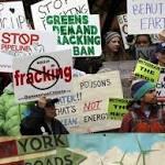 Top NY court: Locals can adopt anti-fracking bans