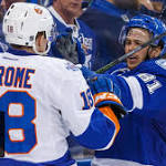 Islanders have to raise their play after Game 2 loss