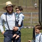 Amish gather a last time before prison terms start