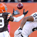 Cleveland Browns place John Hughes on IR/return, claim tight end Ryan Taylor