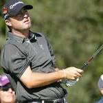 Ryan Palmer, Jason Day tied for lead at Deutsche Bank Championship