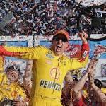 Brudenell: Logano's ride for Penske ranks as true classic