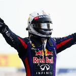 Vettel Wins Bahrain Grand Prix to Extend Formula 1 Series Lead