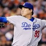 Dodgers, Kershaw hope to pad NL West lead in finale with Giants