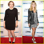 Lena Dunham & Heidi Klum: Howard Stern's 60th Birthday Bash!