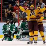 Minnesota escapes with last-second win