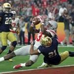 Ezekiel Elliott's four touchdowns lead Ohio State to 44-28 Fiesta Bowl win ...