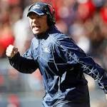 Army hires Georgia Southern's Jeff Monken as new head coach